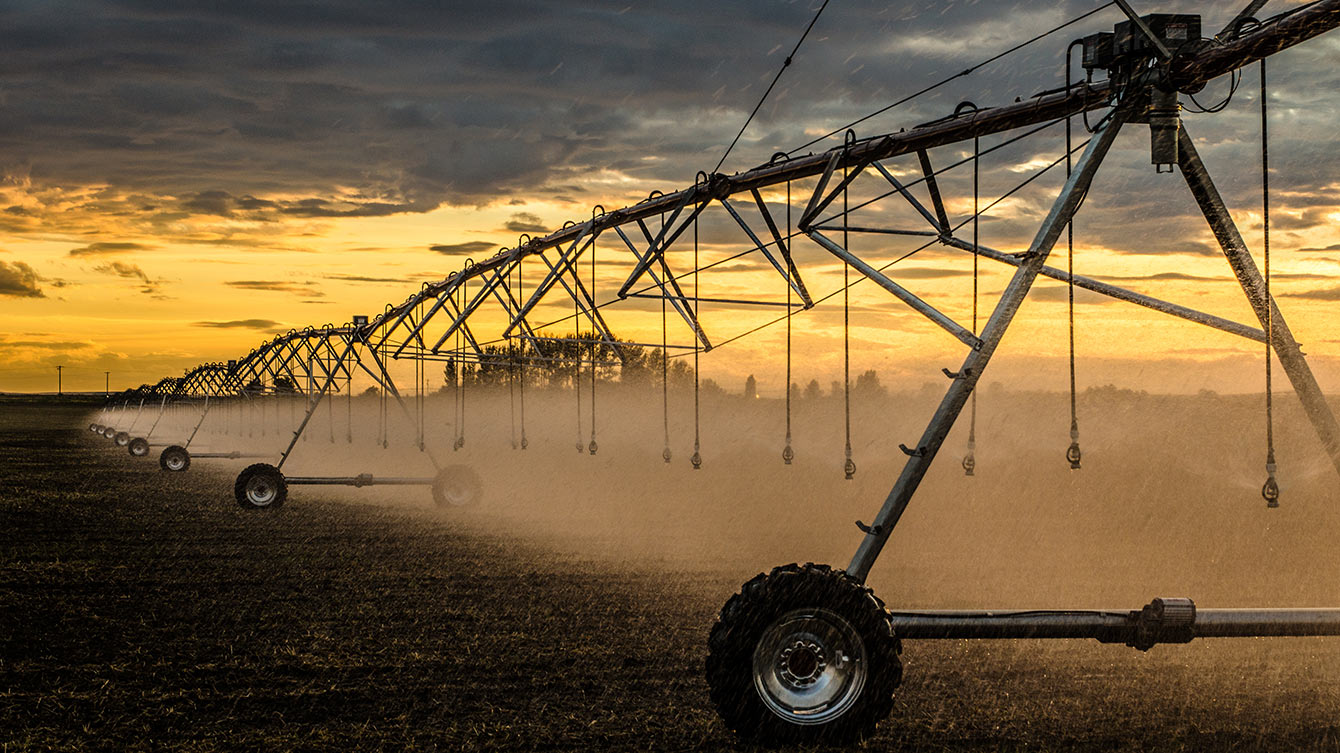 Authorized Dealer for Reinke Irrigation Systems